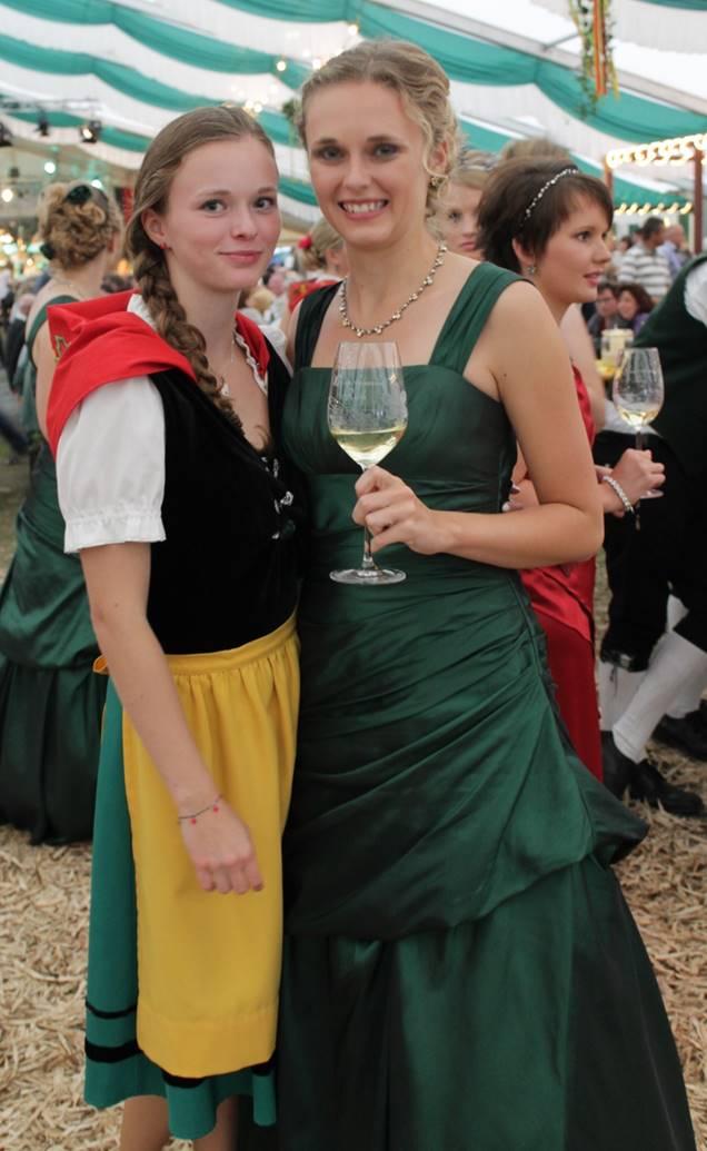 Weinprinzessinnen
